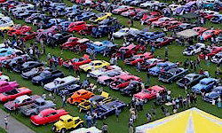 Classic Car Shows in Ontario