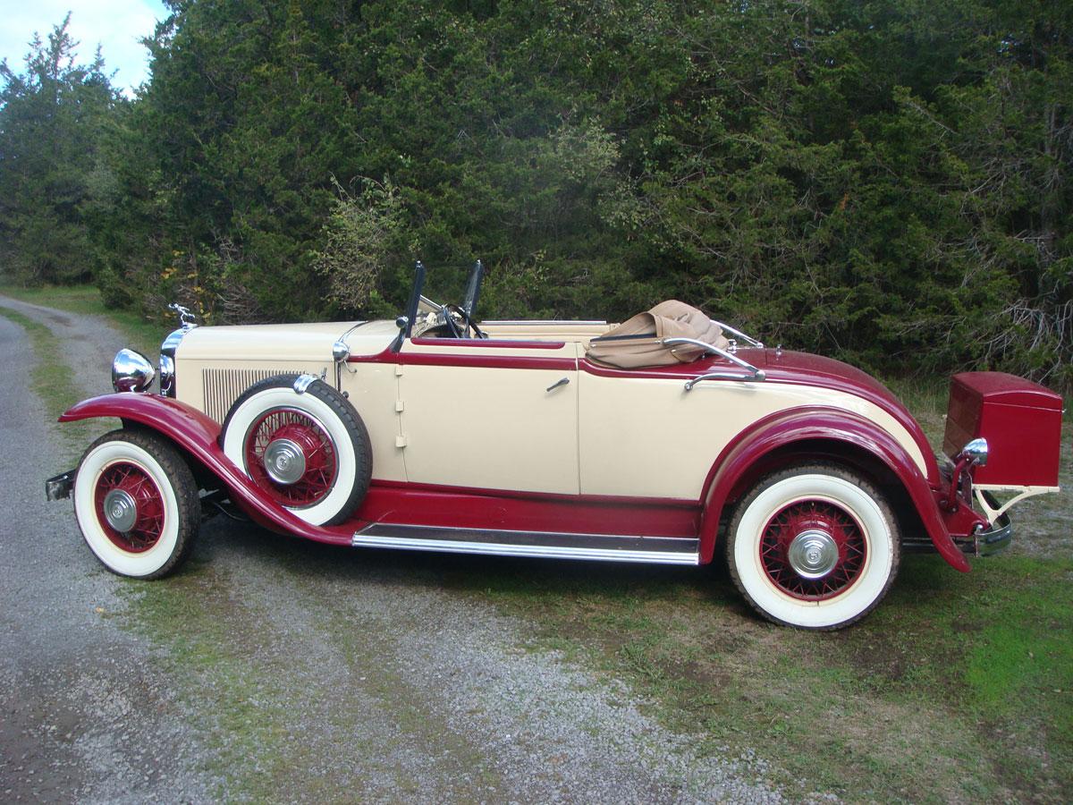 1932 Buick McLaughlin 96C - Bramhall Classic Autos