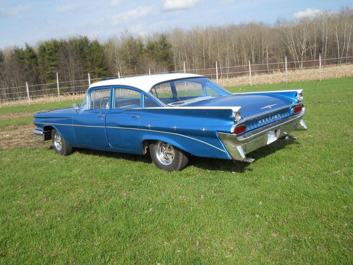 Listing All Cars >> 1959 Pontiac Laurentian - Bramhall Classic Autos