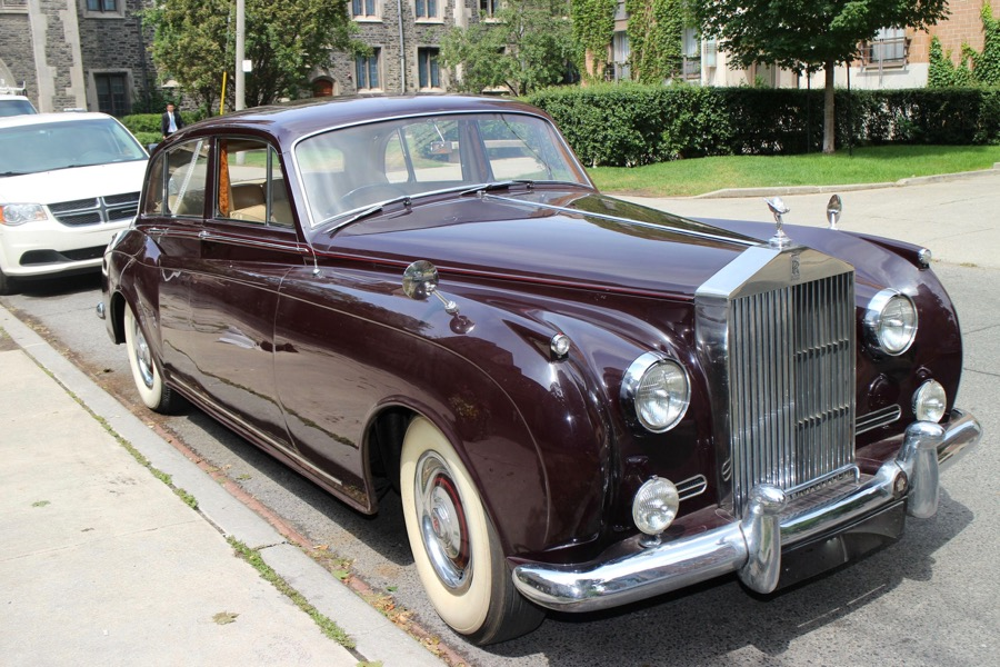 1960 Rolls-Royce Silver Cloud II LWB James Young Limousine ...Rolls Royce 1960 Interior