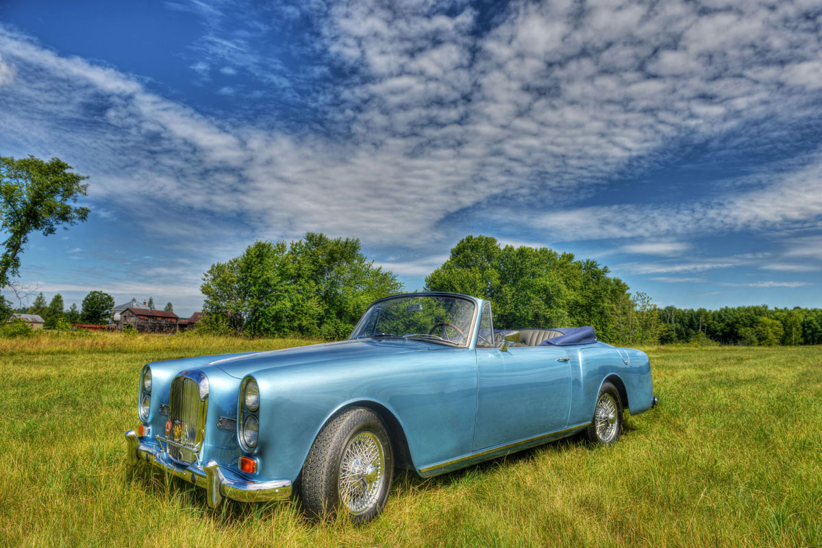 Alvis Cars For Sale Canada