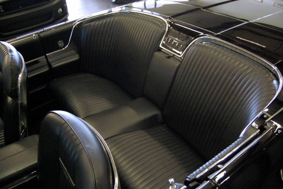 1965 ford thunderbird convertible bramhall classic autos. Black Bedroom Furniture Sets. Home Design Ideas