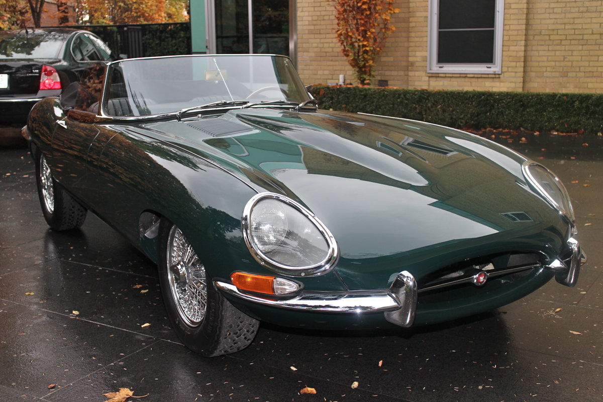 1965 Jaguar E Type Roadster