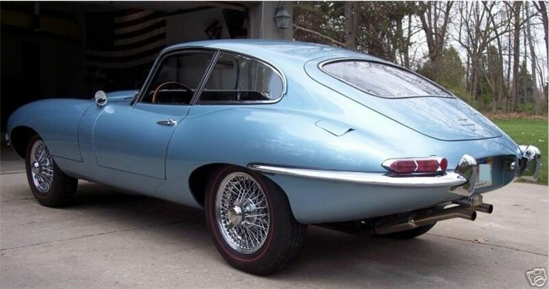 Jaguar E Type For Sale >> 1966 Jaguar XKE FHC - Bramhall Classic Autos