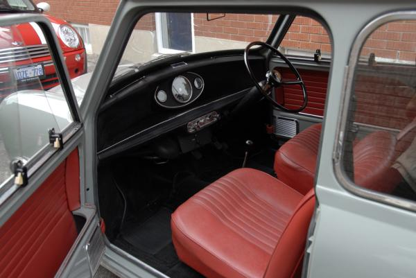 Car Trunk Storage >> 1968 Austin Mini MK2 Cooper 998 - Bramhall Classic Autos