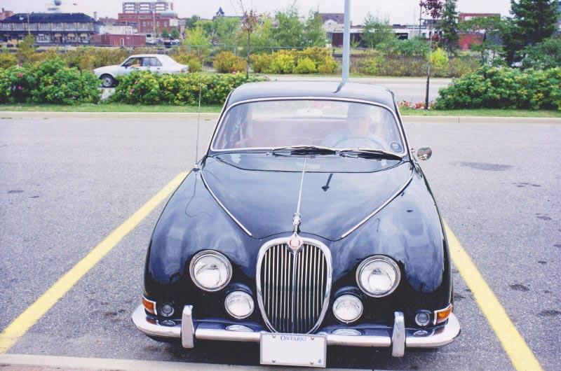 1968 Jaguar S-Type - Bramhall Classic Autos