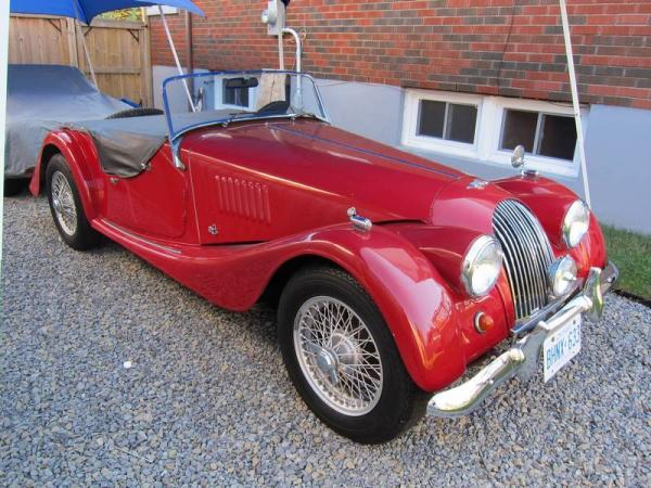 1968 Morgan 4 4 Roadster Bramhall Classic Autos