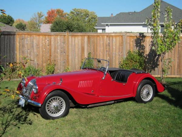 Morgan Cars For Sale In Bc