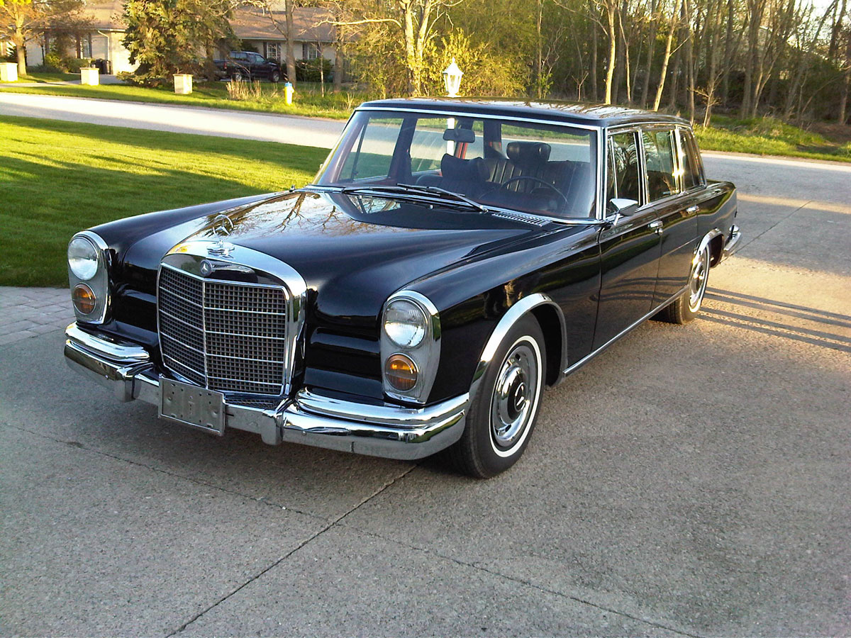 1969 mercedes benz 600 swb bramhall classic autos for Mercedes benz contact us