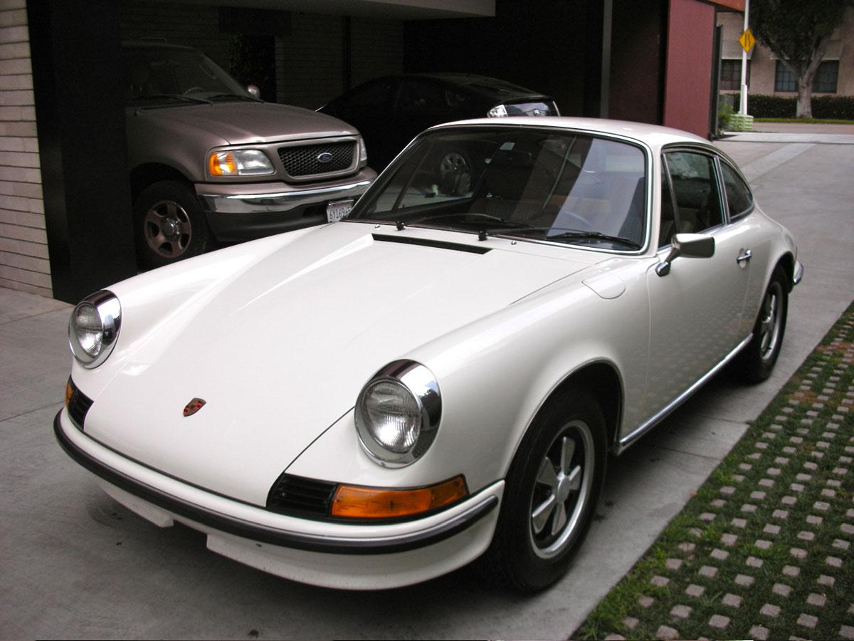 1973 Porsche 911e Bramhall Classic Autos