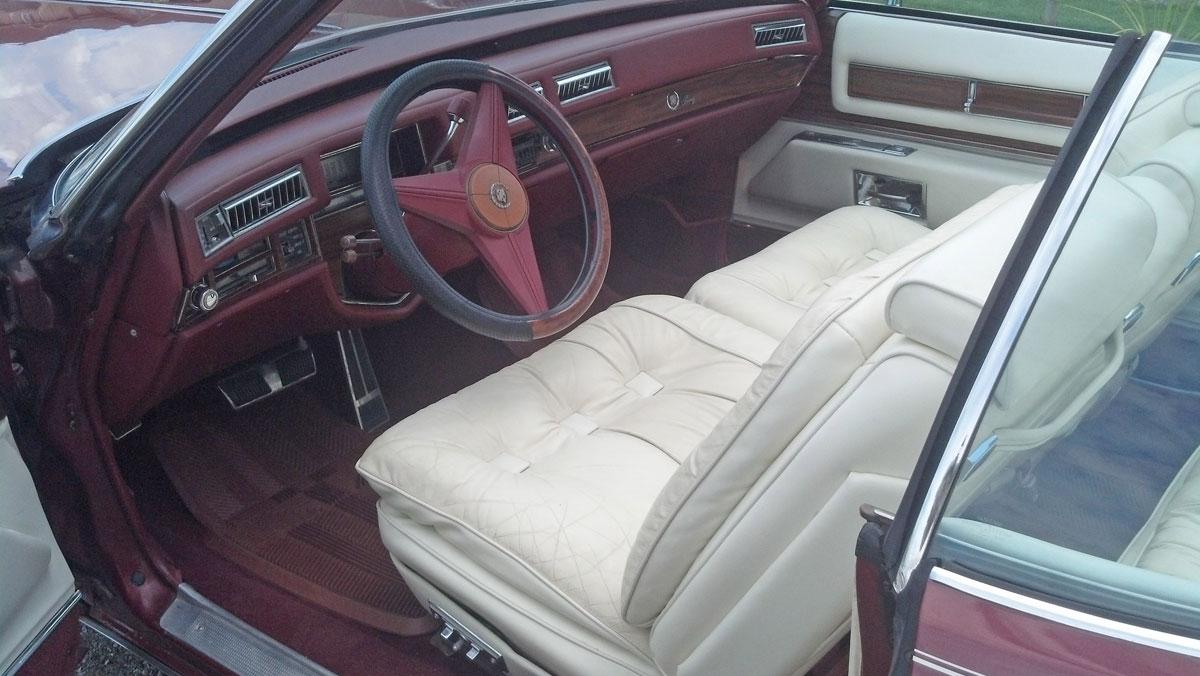 1974 Cadillac Eldorado Convertible - Bramhall Classic Autos
