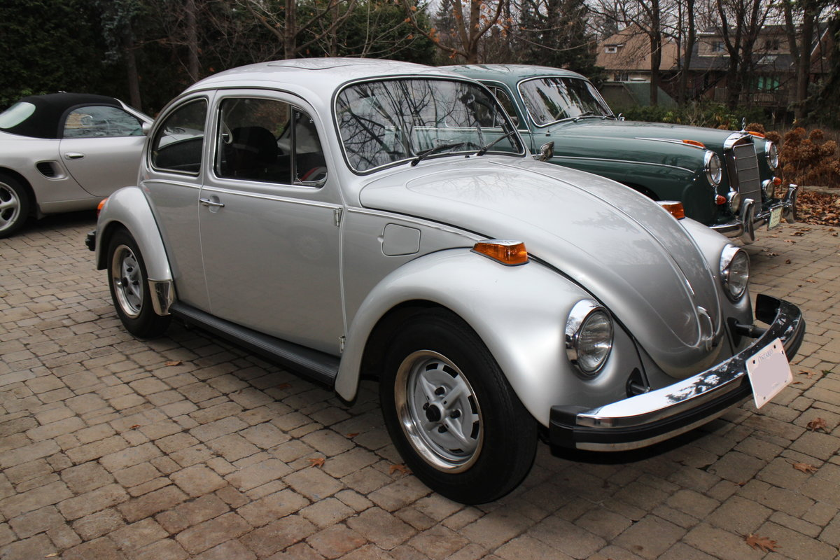 1977 Volkswagen Beetle W Air Conditioning Pristine