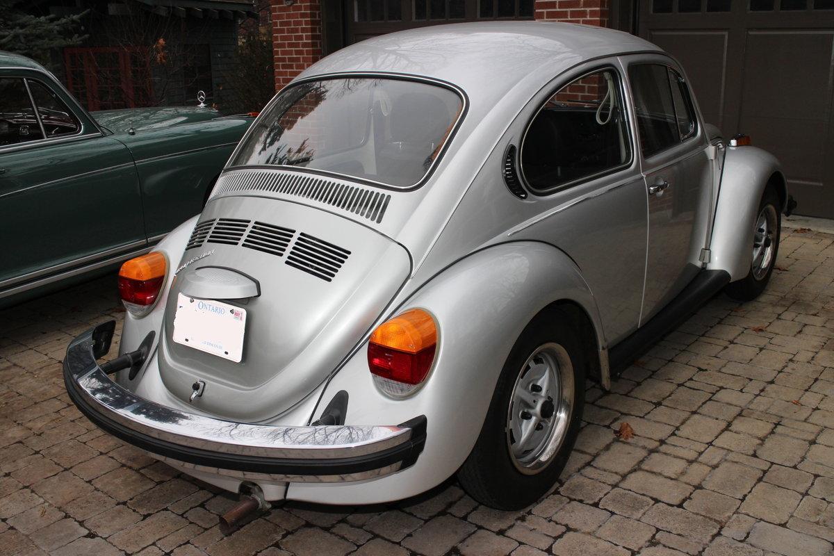 1977 Volkswagen Beetle W Air Conditioning Pristine