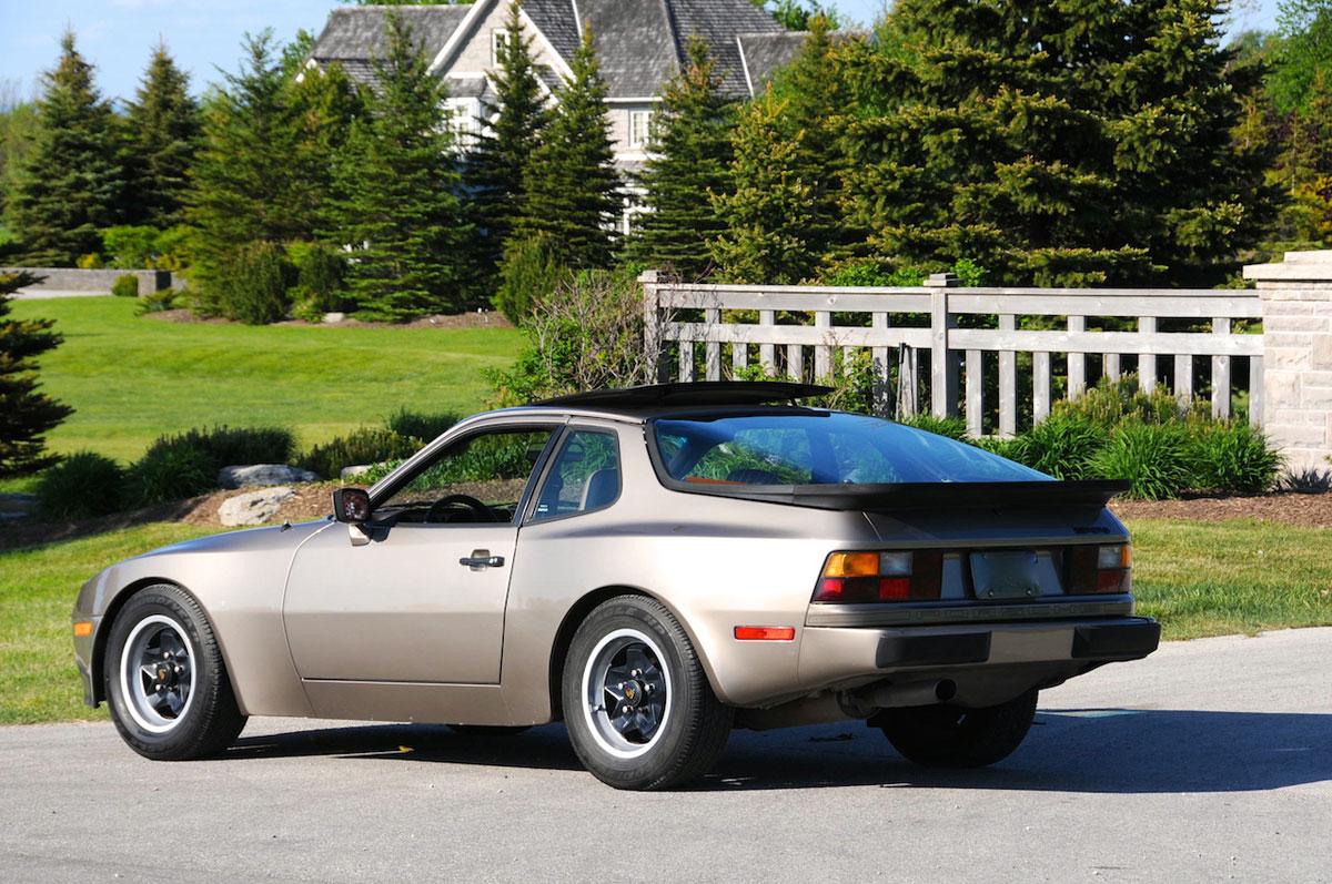 1984 Porsche 944 Bramhall Classic Autos