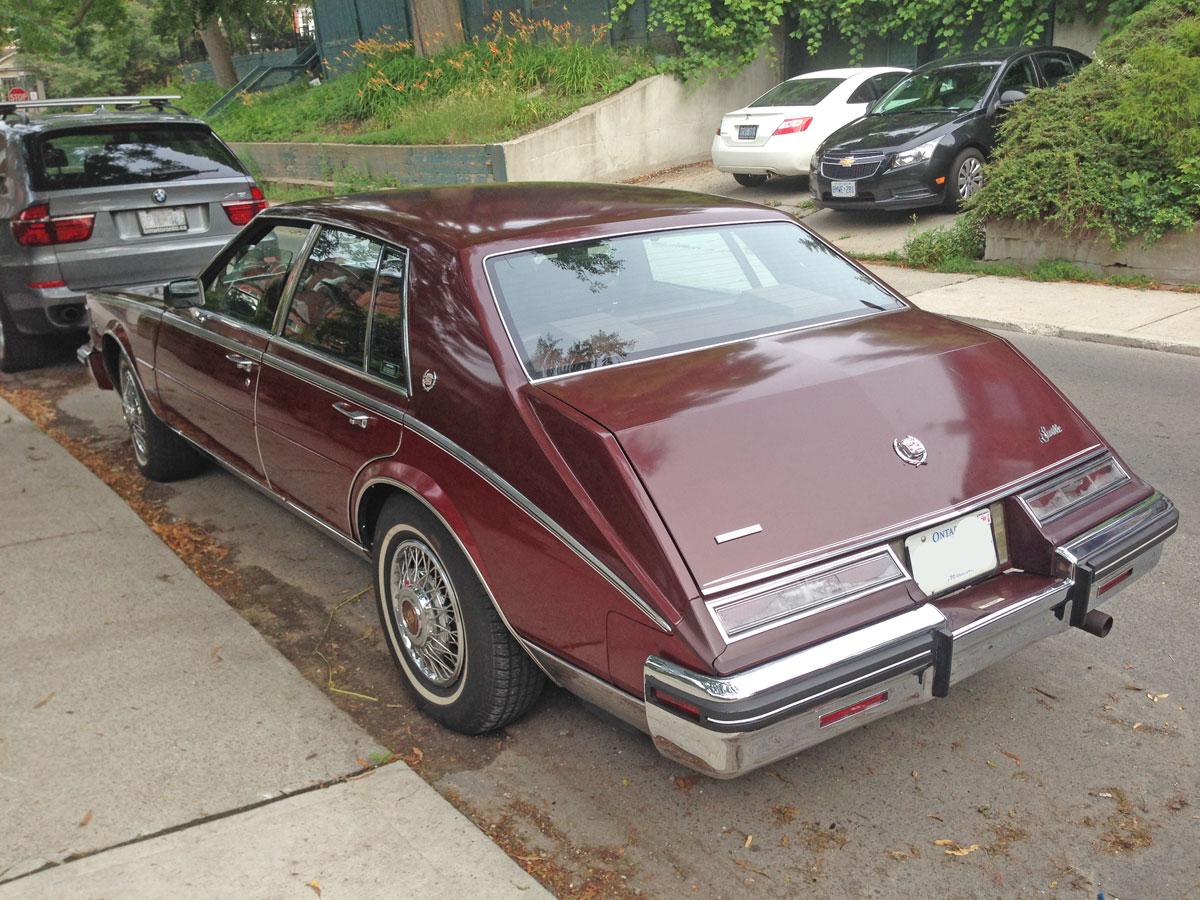 1984 Cadillac Seville Bramhall Classic Autos
