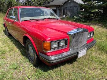 1988 Bentley 8
