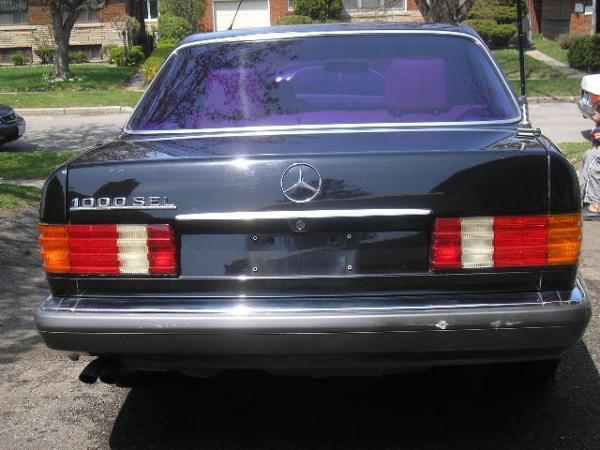 1989 Mercedes Benz 1000 Sel Limousine Bramhall Classic Autos