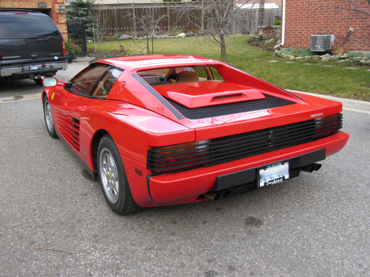 sales pvgp dv for testarossa sale ferrari pictures and vehicle value history research