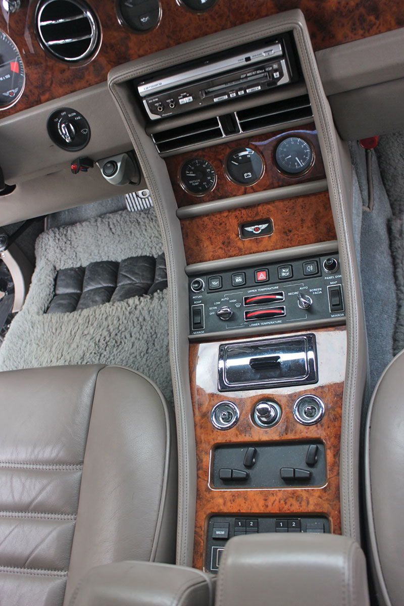 1991 Bentley Turbo R Bramhall Classic Autos