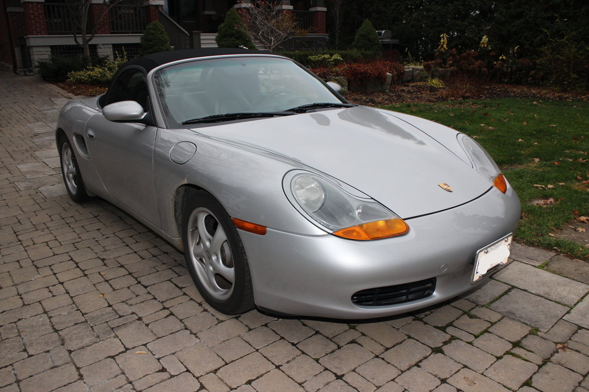 Car Payment On 30000 >> 1997 Porsche Boxster - Bramhall Classic Autos