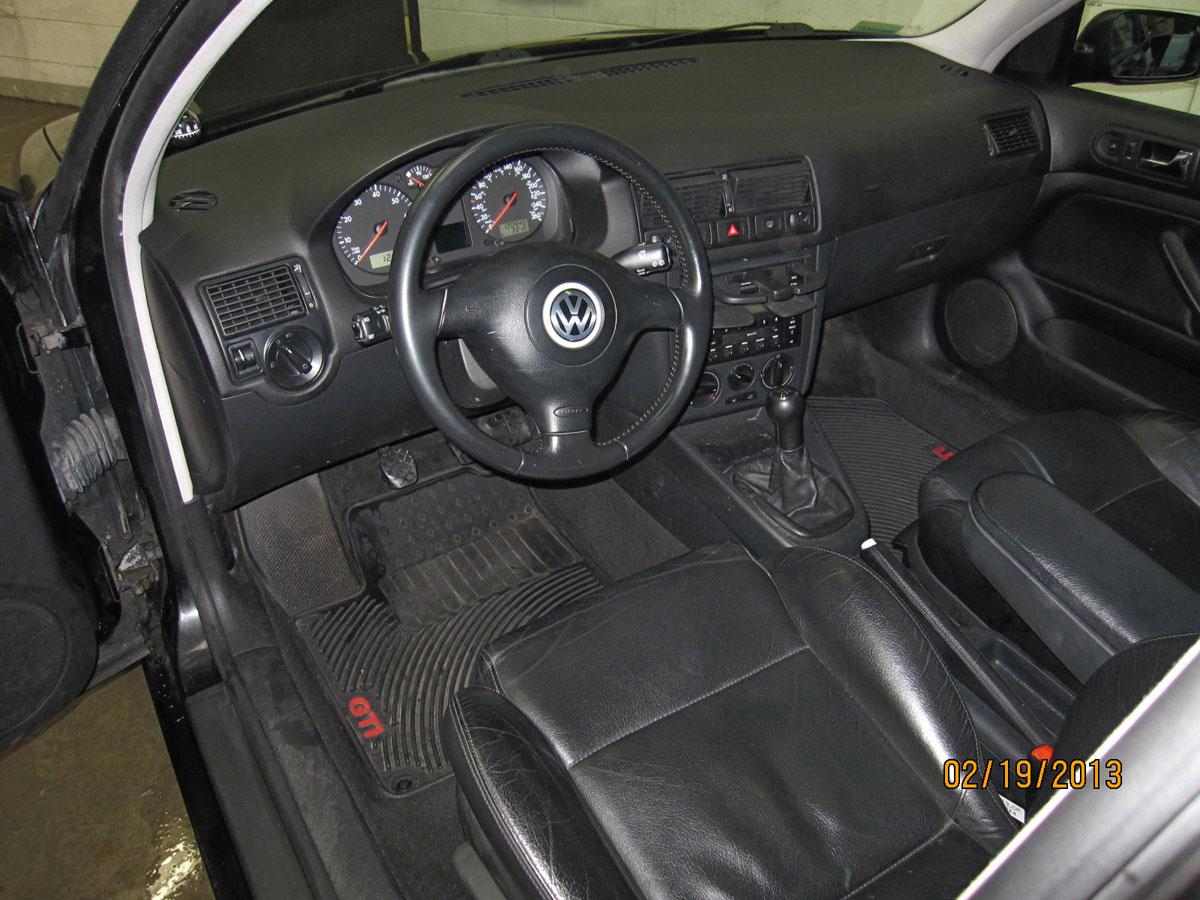 2002 Vw Gti Vr6 Bramhall Classic Autos