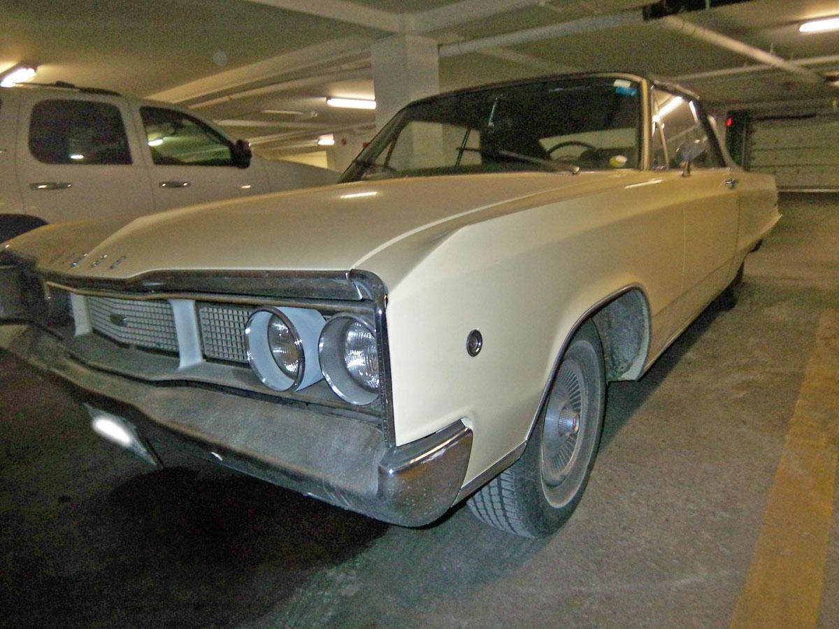 1968 Dodge Monaco 500 Convertible - Bramhall Classic Autos