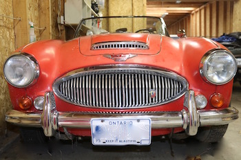 1966 Austin-Healey 3000 Mark III Series 2<