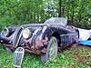 1953 Jaguar XK120 Roadster Project