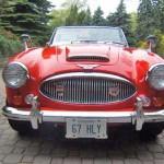 1967 Austin Healey 3000 MKIII Phase 2