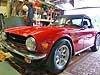 1975 Triumph TR6 V8