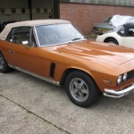 1976 Jensen Interceptor III Convertible For Sale