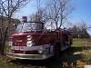 1962 GMC LaFrance Fire Truck