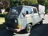 1991 Volkswagen Diesel Army Transporter