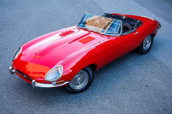 For Sale: 1963 Jaguar E-Type