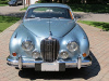 1963 Jaguar MkII LHD restored