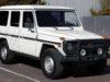 1979-1992 Mercedes-Benz G-Wagen