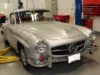 1962 Mercedes-Benz 190SL, matching numbers car