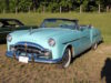 1951 Packard 250 Convertible with Continental kit