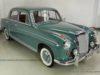 1957-59 Mercedes-Benz 220S sedan