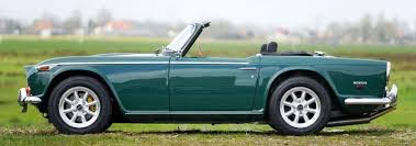 1967-1968 Triumph TR250