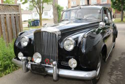 1959 Bentley S1 LHD