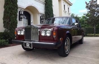 1977 Rolls-Royce Silver Wraith<