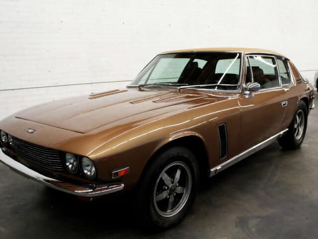 1973 Jensen Interceptor Series III 440 V8